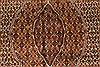 Mahi Beige Hand Knotted 98 X 131  Area Rug 100-28027 Thumb 8