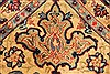 Isfahan Red Hand Knotted 87 X 126  Area Rug 100-28028 Thumb 10