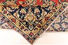 Isfahan Red Hand Knotted 87 X 126  Area Rug 100-28028 Thumb 3