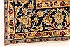 Isfahan Red Hand Knotted 87 X 126  Area Rug 100-28028 Thumb 8