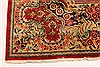 Tabriz Blue Hand Knotted 108 X 171  Area Rug 100-28029 Thumb 8