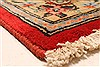 Tabriz Blue Hand Knotted 108 X 171  Area Rug 100-28029 Thumb 9