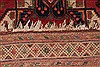 Afshar Red Hand Knotted 50 X 66  Area Rug 400-28032 Thumb 15