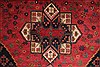 Afshar Red Hand Knotted 50 X 66  Area Rug 400-28032 Thumb 9