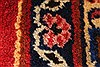 Mashad Red Hand Knotted 66 X 93  Area Rug 100-28034 Thumb 1