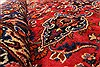 Mashad Red Hand Knotted 66 X 93  Area Rug 100-28034 Thumb 2
