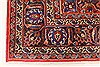 Mashad Red Hand Knotted 66 X 93  Area Rug 100-28034 Thumb 8