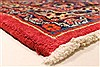 Mashad Red Hand Knotted 66 X 93  Area Rug 100-28034 Thumb 9