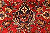 Kashan Red Hand Knotted 78 X 115  Area Rug 100-28035 Thumb 13