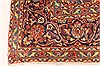 Kashan Red Hand Knotted 78 X 115  Area Rug 100-28035 Thumb 17