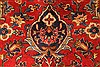 Kashan Red Hand Knotted 78 X 115  Area Rug 100-28035 Thumb 20