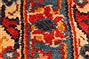 Kashan Red Hand Knotted 78 X 115  Area Rug 100-28035 Thumb 23