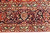 Kashan Red Hand Knotted 78 X 115  Area Rug 100-28035 Thumb 29