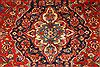 Kashan Red Hand Knotted 78 X 115  Area Rug 100-28035 Thumb 30