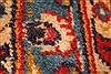 Kashan Red Hand Knotted 78 X 115  Area Rug 100-28035 Thumb 3