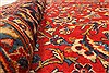 Kashan Red Hand Knotted 78 X 115  Area Rug 100-28035 Thumb 4