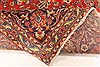 Kashan Red Hand Knotted 78 X 115  Area Rug 100-28035 Thumb 5