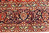Kashan Red Hand Knotted 78 X 115  Area Rug 100-28035 Thumb 8