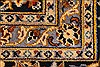 Kashan Beige Hand Knotted 99 X 131  Area Rug 100-28040 Thumb 13
