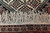 Afshar Purple Hand Knotted 510 X 71  Area Rug 400-28043 Thumb 2