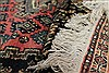 Afshar Purple Hand Knotted 510 X 71  Area Rug 400-28043 Thumb 6