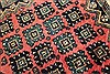 Afshar Purple Hand Knotted 510 X 71  Area Rug 400-28043 Thumb 9