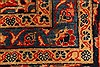 Kashmar Green Hand Knotted 96 X 131  Area Rug 100-28044 Thumb 11