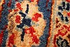 Kashmar Green Hand Knotted 96 X 131  Area Rug 100-28044 Thumb 1
