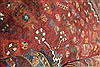 Abadeh Red Hand Knotted 51 X 65  Area Rug 400-28045 Thumb 7