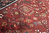 Abadeh Red Hand Knotted 51 X 65  Area Rug 400-28045 Thumb 8