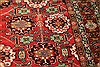 Shirvan Red Hand Knotted 56 X 810  Area Rug 400-28046 Thumb 4