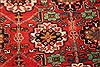 Shirvan Red Hand Knotted 56 X 810  Area Rug 400-28046 Thumb 5