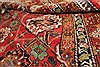 Shirvan Red Hand Knotted 56 X 810  Area Rug 400-28046 Thumb 9