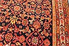 Malayer Red Hand Knotted 48 X 80  Area Rug 400-28049 Thumb 7