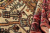 Malayer Beige Hand Knotted 44 X 72  Area Rug 400-28050 Thumb 6