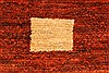 Gabbeh Brown Hand Knotted 46 X 48  Area Rug 100-28052 Thumb 14