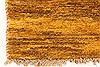 Gabbeh Beige Hand Knotted 48 X 79  Area Rug 100-28053 Thumb 7