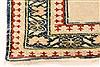Shiraz Beige Hand Knotted 34 X 48  Area Rug 100-28055 Thumb 6