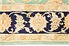 Tabriz Beige Hand Knotted 48 X 79  Area Rug 100-28058 Thumb 5