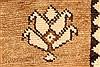 Ghoochan Beige Hand Knotted 39 X 71  Area Rug 100-28059 Thumb 3