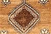 Ghoochan Beige Hand Knotted 39 X 71  Area Rug 100-28059 Thumb 4