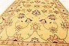 Kashmar Beige Hand Knotted 34 X 61  Area Rug 100-28060 Thumb 5