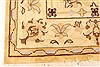 Kashmar Beige Hand Knotted 37 X 50  Area Rug 100-28061 Thumb 8