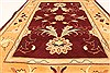 Kashmar Beige Hand Knotted 36 X 53  Area Rug 100-28062 Thumb 4