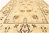 Kashmar Beige Hand Knotted 37 X 48  Area Rug 100-28063 Thumb 4