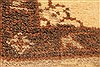 Kashmar Beige Square Hand Knotted 38 X 46  Area Rug 100-28071 Thumb 12