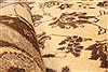 Kashmar Beige Square Hand Knotted 38 X 46  Area Rug 100-28071 Thumb 2
