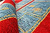 Gabbeh Red Hand Knotted 42 X 511  Area Rug 100-28072 Thumb 9