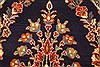 Sarouk Multicolor Runner Hand Knotted 23 X 311  Area Rug 100-28074 Thumb 10