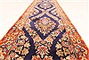 Sarouk Multicolor Runner Hand Knotted 23 X 311  Area Rug 100-28074 Thumb 5